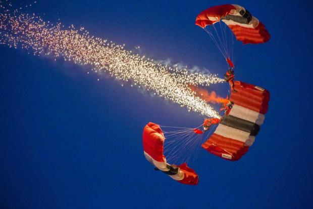 Bournemouth Air Festival 2014: what's happening at Night Air this evening