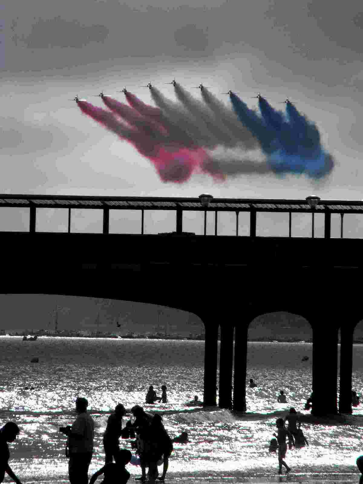 Red Arrows will perform on all four days of this year's Bournemouth Air Festival for the first time