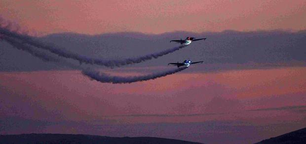 Air Festival patrons sought to help fund night air displays