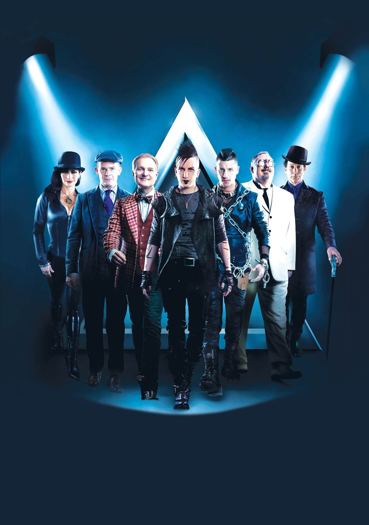 The Illusionists - BIC