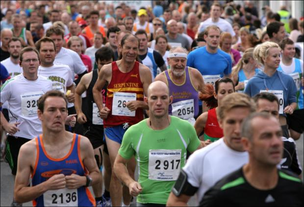 New Forest Marathon cancelled due to 'rising costs and lack of entrants'