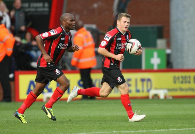 KNEE INJURY: Cherries' Ryan Fraser