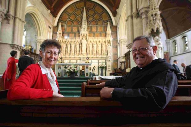 Bournemouth's Sacred Heart Catholic Church reopens after £270k restoration