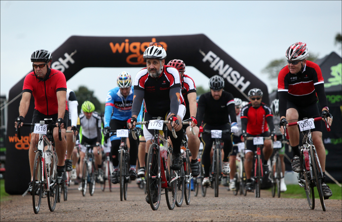 Controversial Wiggle cycle event moves to Matchams after rows in New Forest