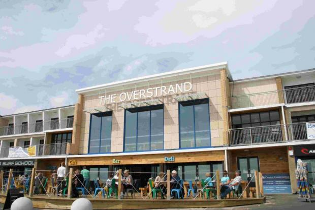 PROPOSAL: The Overstrand building