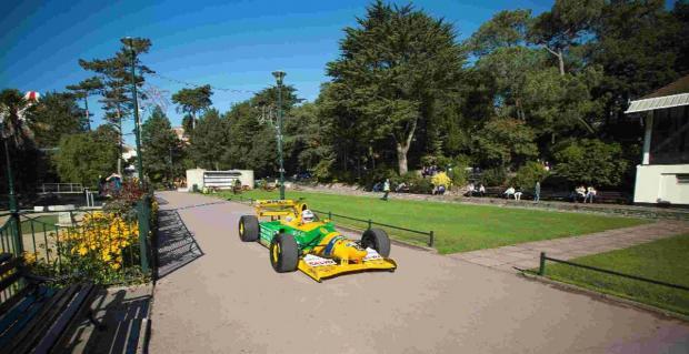 BRUM: Michael Schumacher's F1 championship car