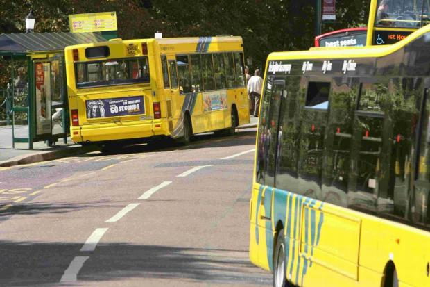 Yellow Buses to withdraw services from part of Kinson after 'air gun' fired at bus