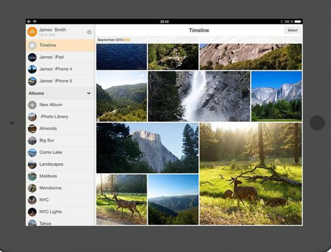 Loom: collating your photos on one handy website