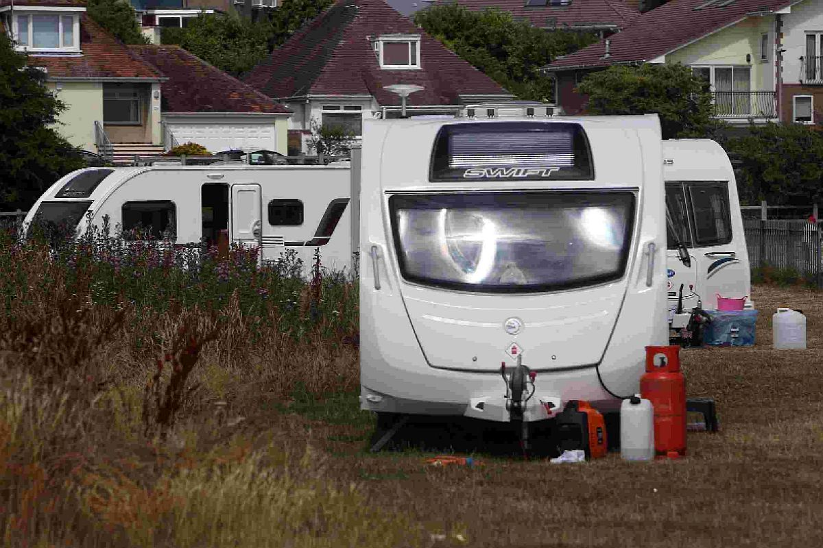 Calls for consultation with traveller community over Poole transit site