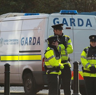 Gardai are trying to establish the identity of a girl taken into care in Dublin