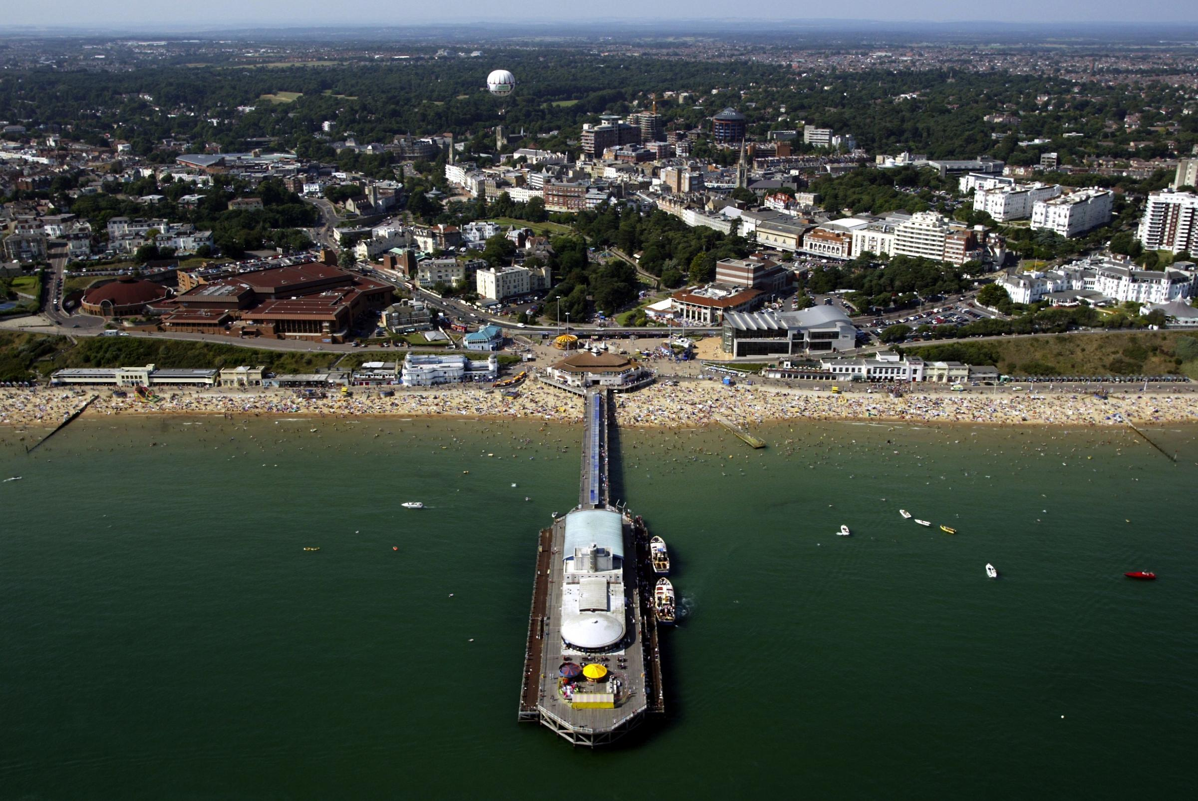 Ten things that will surprise you about Bournemouth