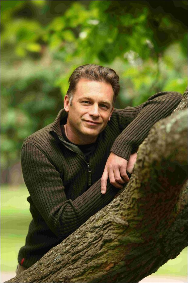 Bournemouth Echo: Chris Packham quizzed by police after confrontation with armed hunters