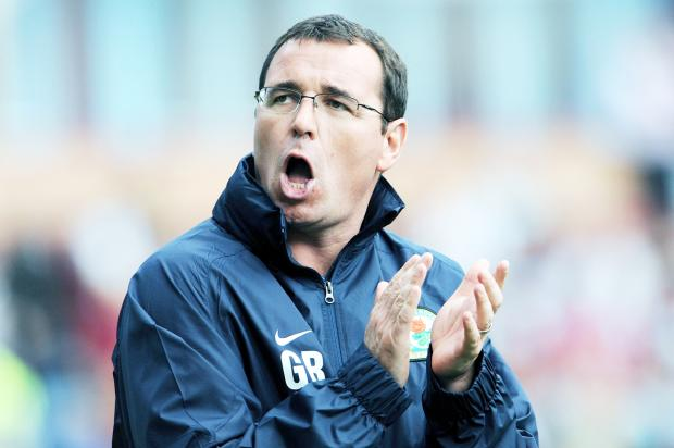 INSIDE KNOWLEDGE: Blackburn Rovers boss Gary Bowyer