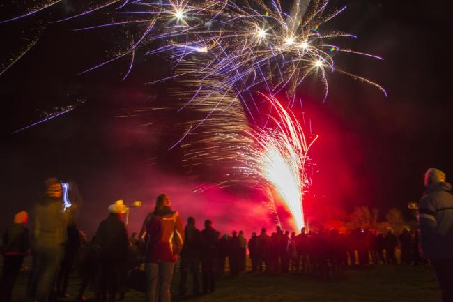 Bonfire Night and firework displays: see what's happening across Dorset and the New Forest
