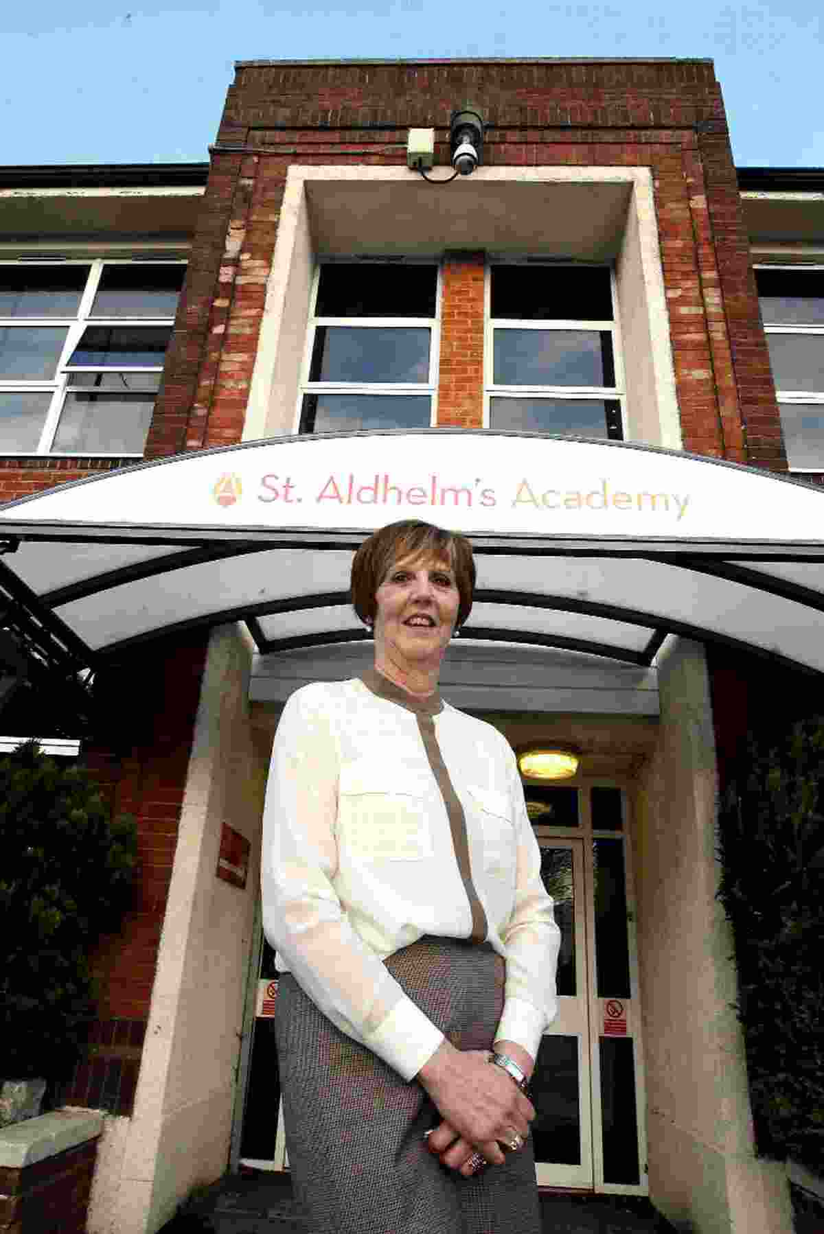 Head teacher of troubled St Aldhelm's Academy quits post