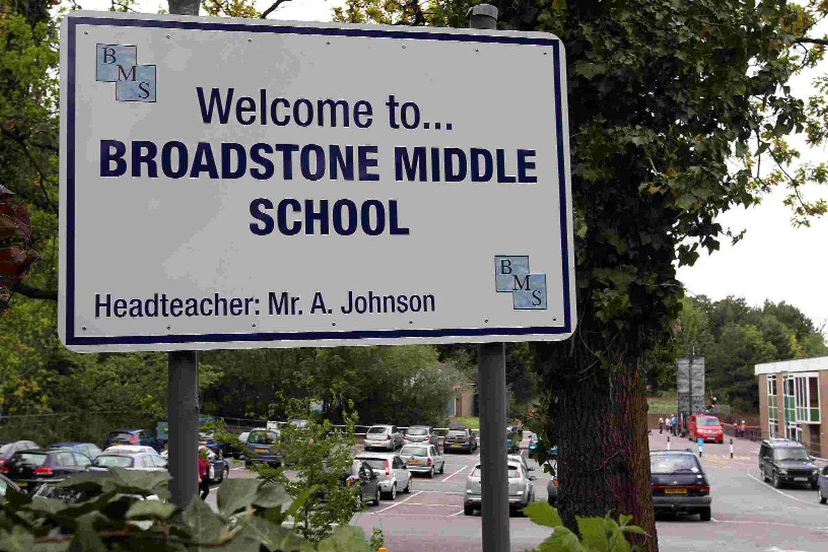 Image result for Broadstone Middle School
