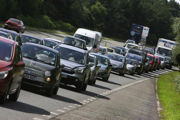 Drivers braced for wave of traffic - but councils pledge to keep county moving
