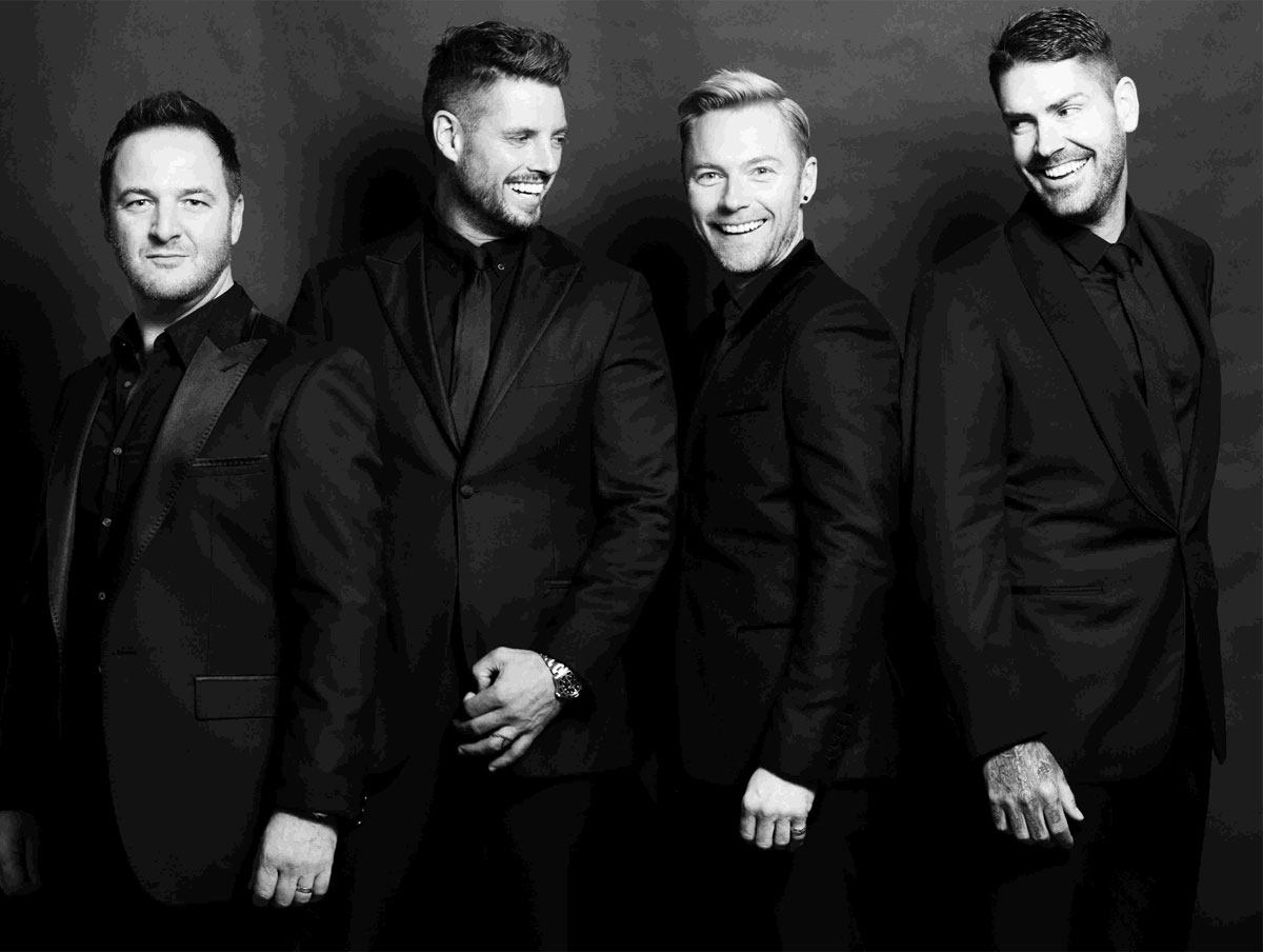 Boyzone's Keith Duffy: we've now got the coping mechanisms to deal with the loss of Stephen