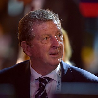 DEFEAT: England manager Roy Hodgson