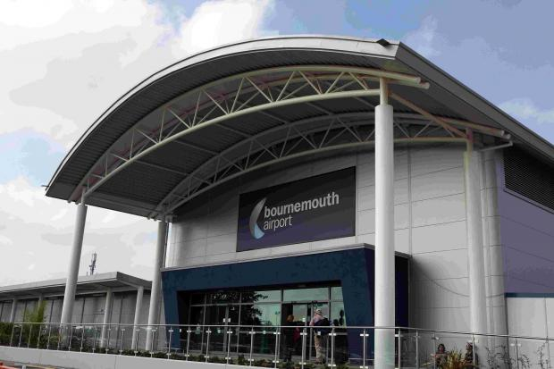 Fire crews sent to Bournemouth Airport after plane reports unstable undercarriage