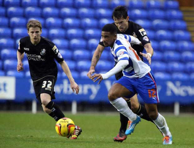 Bournemouth Echo: Reading v AFC Bournemouth at the Madejski Stadium on Saturday, December 7th