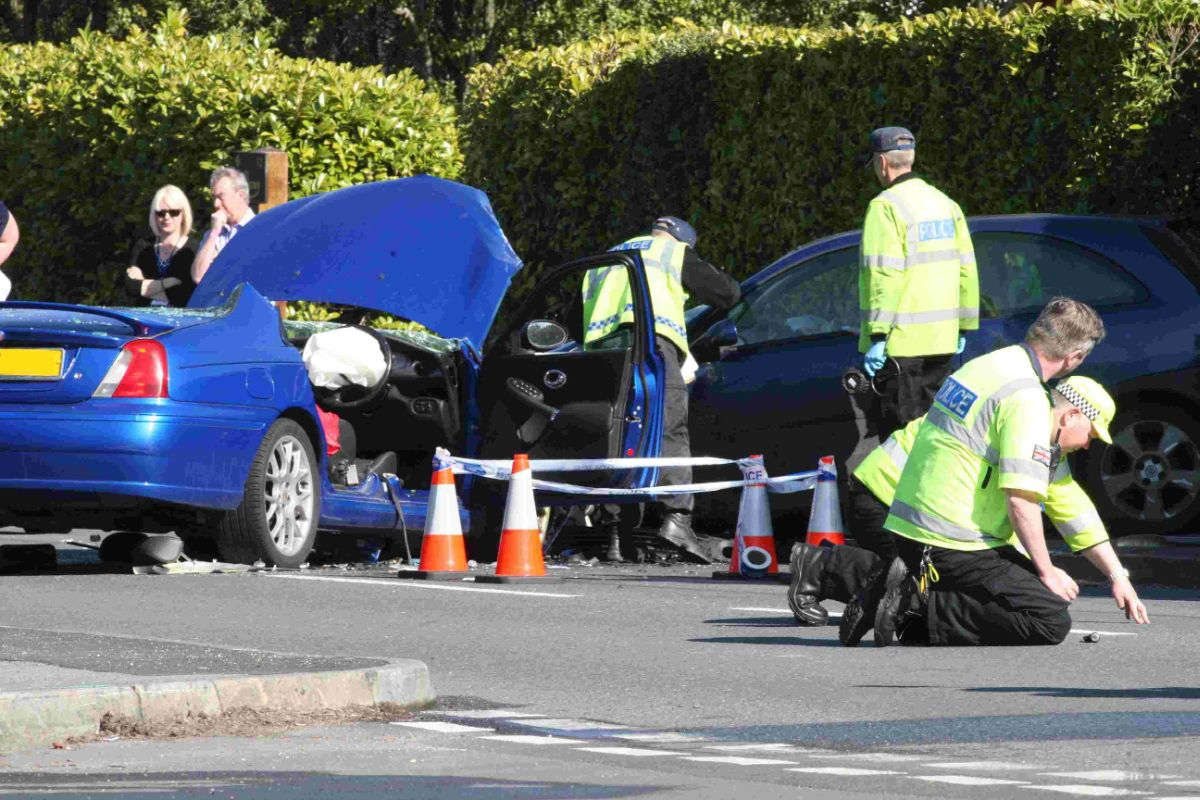 "Driver jailed over horrific crash which left woman with ""life-changing"" injuries"