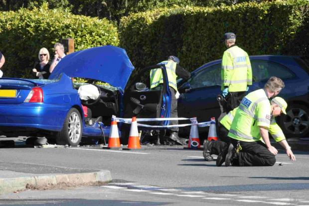 "Bournemouth Echo: Driver jailed over horrific crash which left woman with ""life-changing"" injuries"
