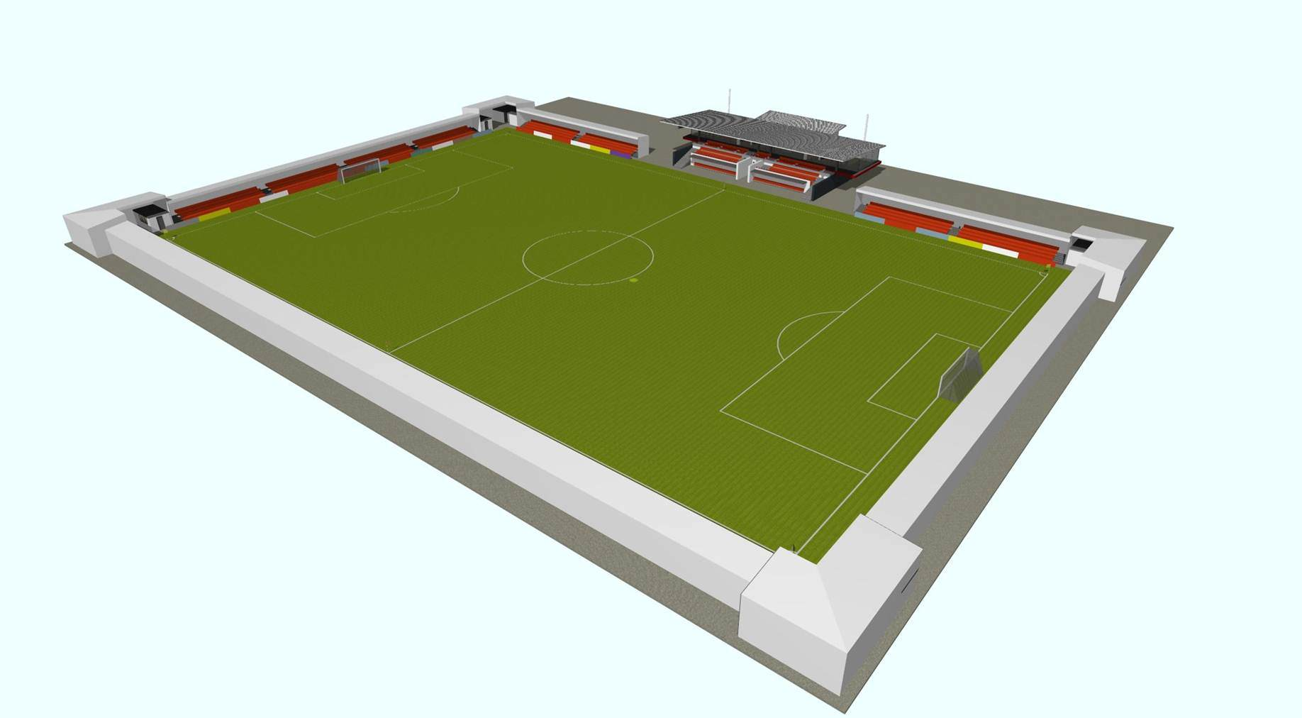 Revealed Eddie Mitchell S Vision For New Poole Town