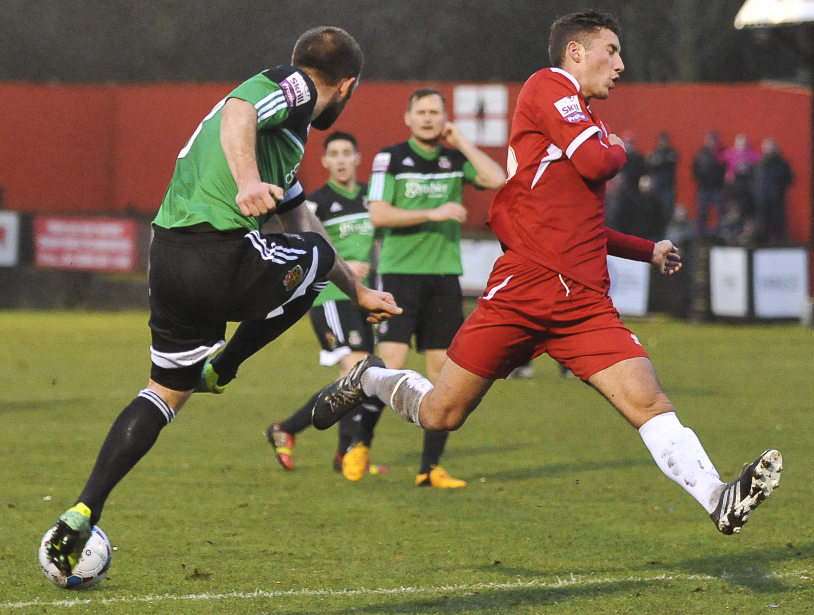 RISING STAR: Cherries defender Baily Cargill