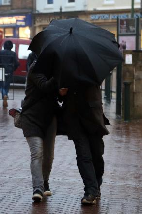 Met Office issues yellow weather warning for heavy rain on Thursday