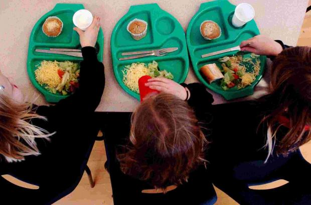 Hot, healthy lunch? we're not ready for free meals yet, say half of Bournemouth's schools