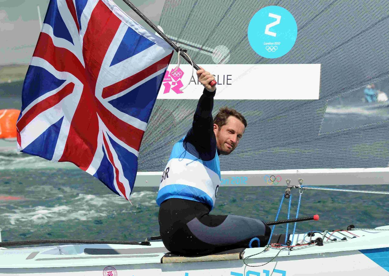 New Forest sailing hero Sir Ben Ainslie tells Desert Island Discs he wants to learn to fly