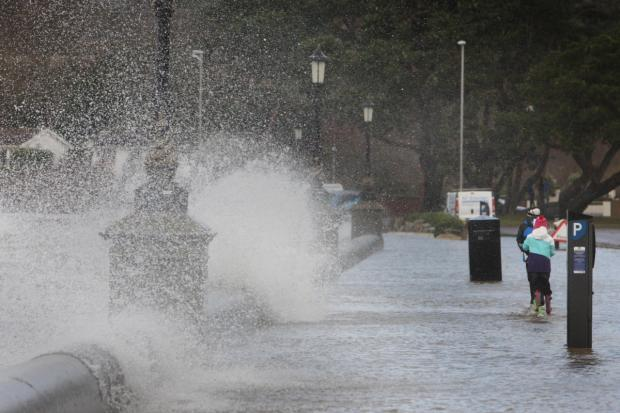 Dorset braces itself for ground water flooding