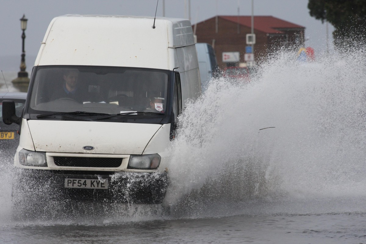 Wet start to weekend with a weather warning in place for Dorset