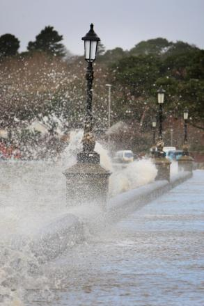 Warning issued for heavy rain on Friday with potential for further flooding