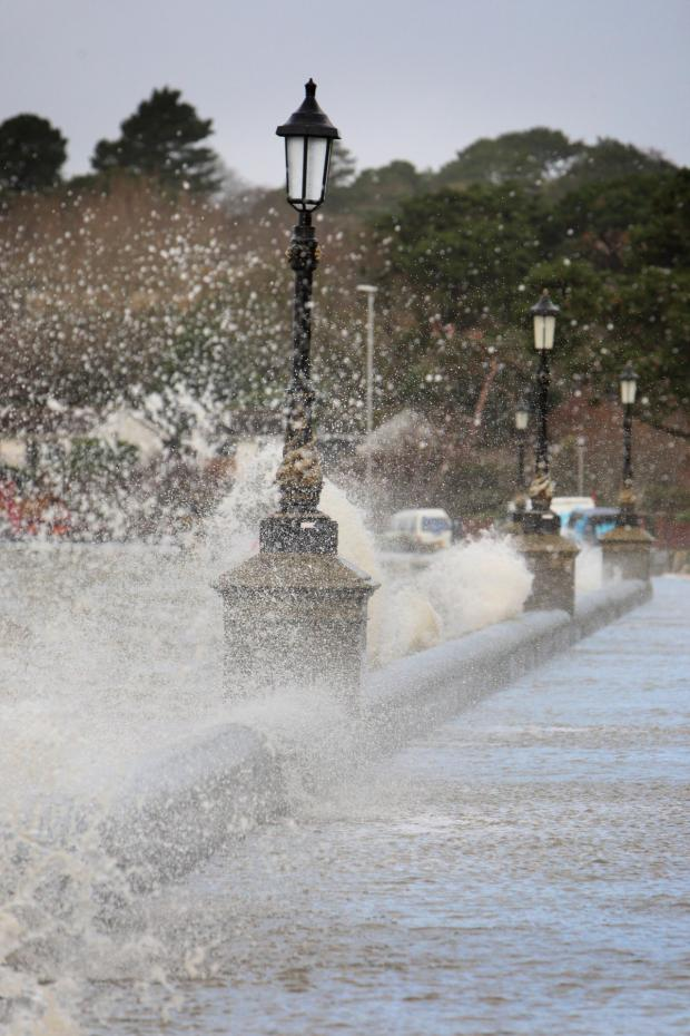 Bournemouth Echo: Warning issued for heavy rain on Friday with potential for further flooding