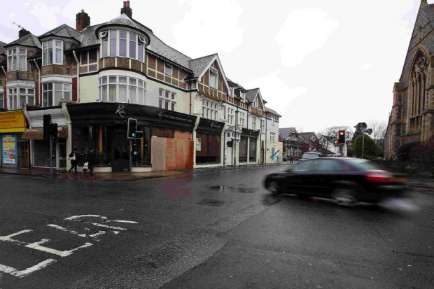 Roadworks begin to make junction safer for cyclists in Boscombe