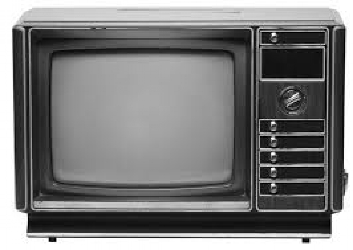 LICENCES: There are 52 black and white TVs in the area