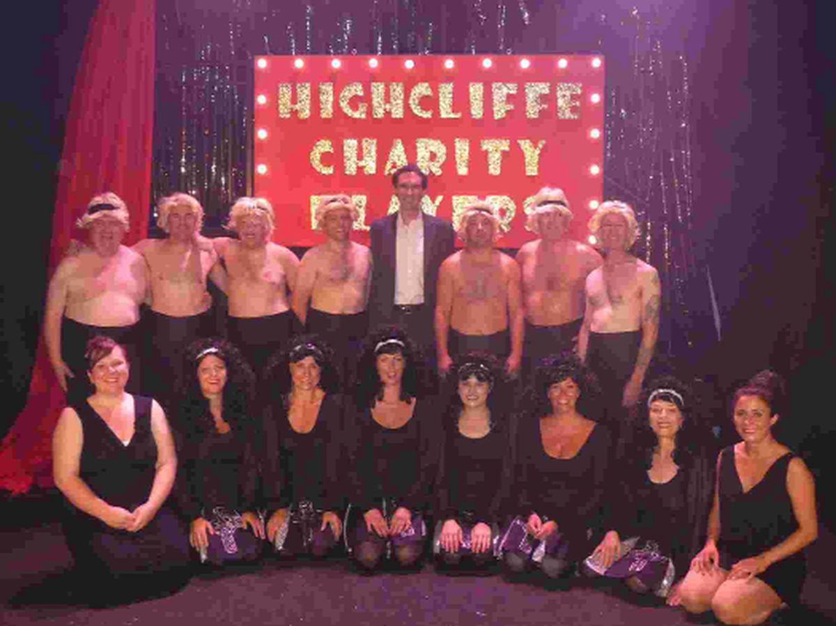 Television actor who returned to theatre roots sends good wishes to Highcliffe panto company