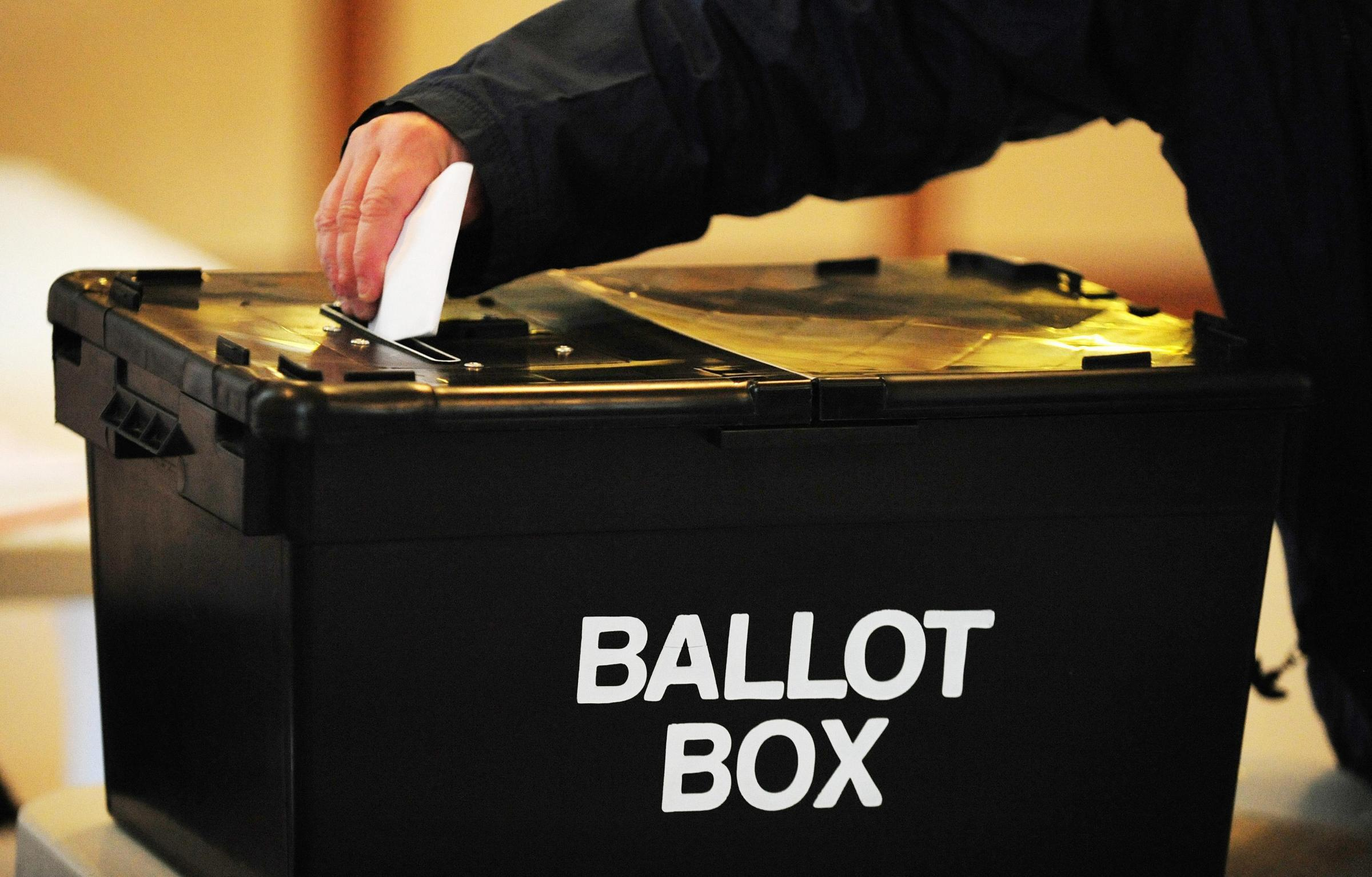 Polling stations open for local and European elections - will you be voting?