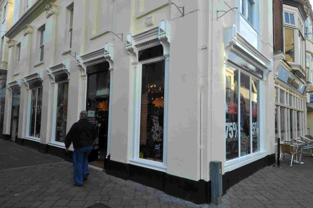 EXPANDING: tReds in Weymouth