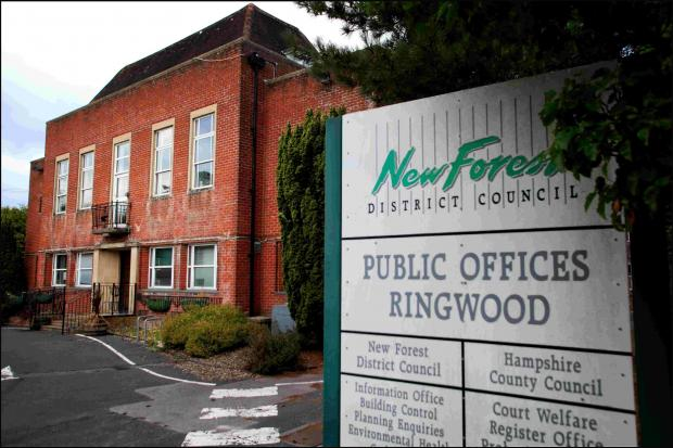 Ringwood's former town hall to be demolished and replaced by houses
