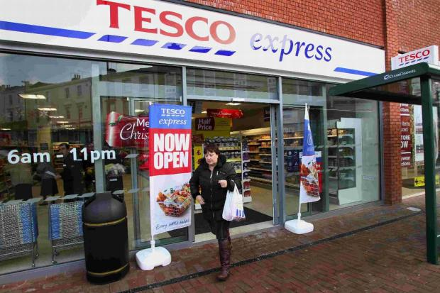 Bournemouth Echo: WITHDRAWING: Tesco in Bournemouth Triangle won't be applying for 24-hour licence