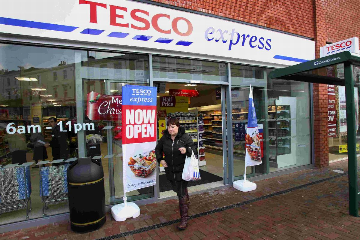WITHDRAWING: Tesco in Bournemouth Triangle won't be applying for 24-hour licence