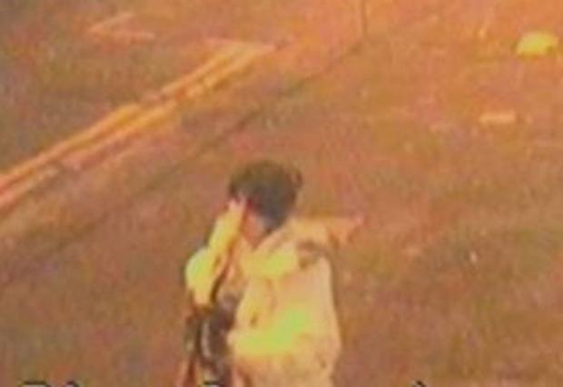 CCTV: woman sought after 80-year-old woman injured in robbery