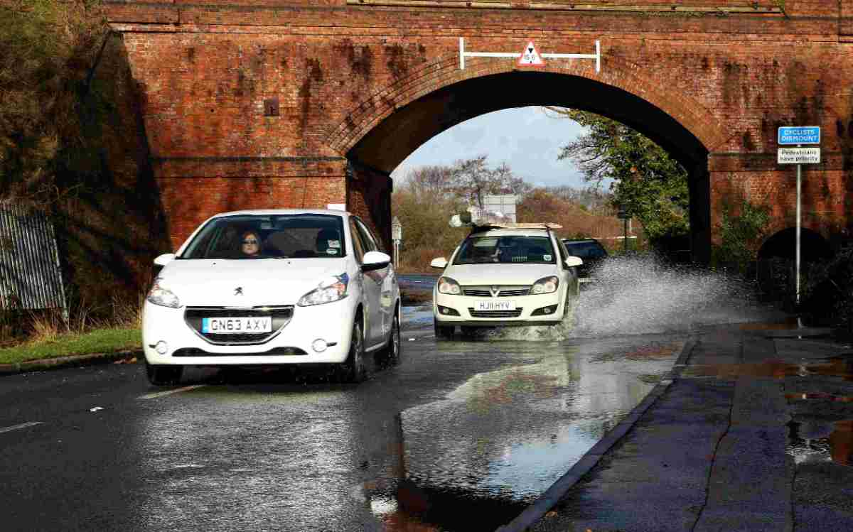 Councillors call for more action after closure of Stony Lane and Avon Causeway due to floods