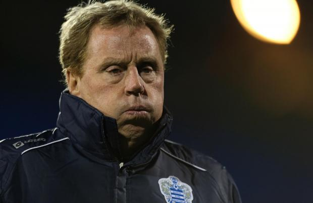 Harry Redknapp in quotes: our top 10 Harryisms