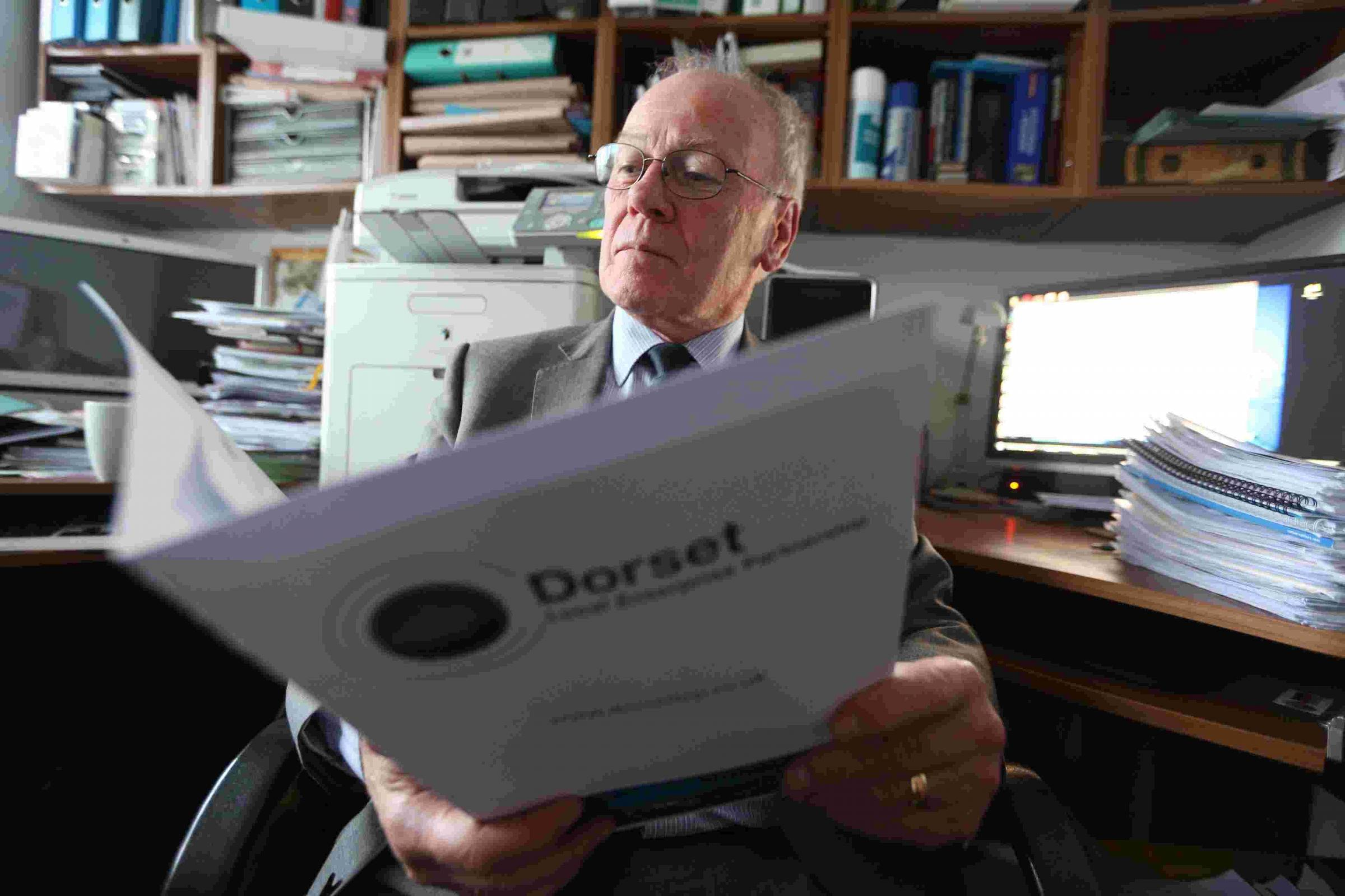 'No-one will be immune' from sweeping cuts at Dorset County Council, says leader
