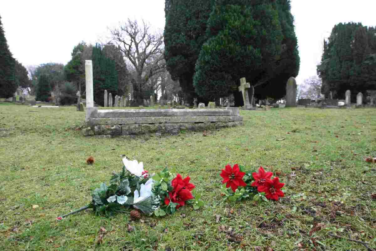 SPACE PROBLEMS: Poole Cemetery