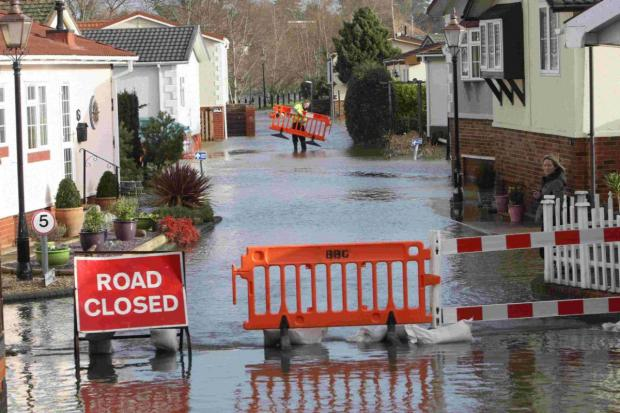 Councils counting cost of recent flooding hope to benefit from £7m Government aid